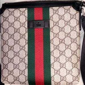 GUCCI MESSAGER BAG